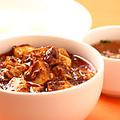 料理メニュー写真陳建一麻婆豆腐セット(ランチ限定)