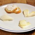 料理メニュー写真北イタリア産チーズの盛り合わせ
