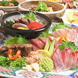 調理法にもこだわる魚料理の数々。魚に合った食べ方で!