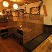 沖縄風居酒屋 絆の雰囲気2