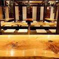 【換気抜群】くつろぎの和空間で楽しい焼肉食べ放題を。お人数様に合わせて個室をご用意いたします。