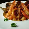 料理メニュー写真新鮮魚介のペスカトーレ