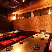 大人数のご宴会や、会社宴会に最適なお席をご用意致しました。お近くから江坂の大人の個室空間でのご宴会はいかがですか?いつもよりも上質なひと時をお過ごしください…