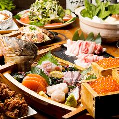 北海道海鮮と地酒のお店 GORO'S 心斎橋店のおすすめ料理1