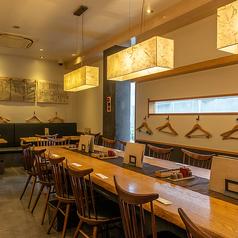 そば道 東京蕎麦スタイル 大井町本店の雰囲気1