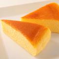 料理メニュー写真しっとりチーズケーキ