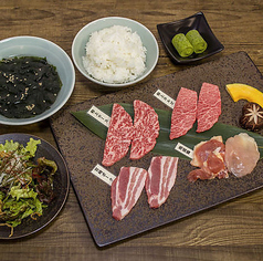 宮崎牛 焼肉 TORAYAのコース写真