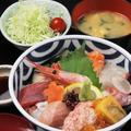 料理メニュー写真豪華!海鮮丼