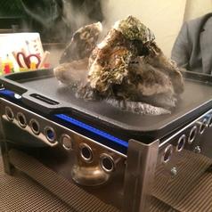 新鮮な牡蠣を仕入れております!