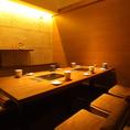 4名~6名様のお部屋も完備! ごゆっくりとお食事を頂ける海堂です!
