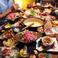 テーブルいっぱいのお料理!