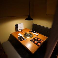 焼肉 うしお 三軒茶屋本店の雰囲気1