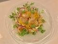 料理メニュー写真宴会プラン(3)鮮魚のカルパッチョ♪