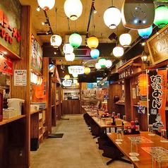 兵庫県連携協定店 ひょうご五国ワールド 神戸三宮横丁の雰囲気1