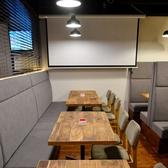 【ゆったりVIP席】写真のようなVIP個室もご用意しております。ゆっくりと相席の時間をお楽しみ頂けます!