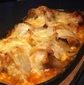 料理メニュー写真インパクト特製 チーズタッカルビ