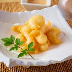 料理メニュー写真ポップコーンシュリンプ チリマヨソース