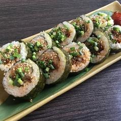 プルコギキムパブ (牛焼肉)
