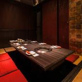 渋谷焼肉 ざぶとんの雰囲気3