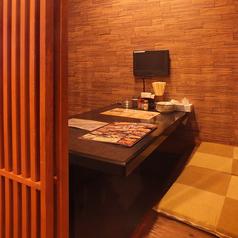 TV付掘り炬燵個室