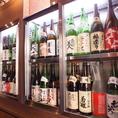 【日本酒セラー】最高の状態で保管します