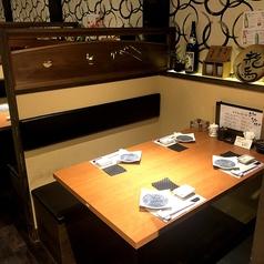 1階テーブル席★テーブル席限定クーポンもございます◎お得に飲める特典も♪