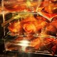 第6の調理法、真空低温調理!ローストビーフ、ローストポークなど、新しい機材も導入し美味しさを追求します。