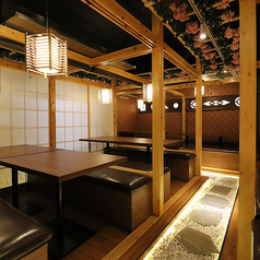 完全個室和食居酒屋 有楽町 御庭の雰囲気1
