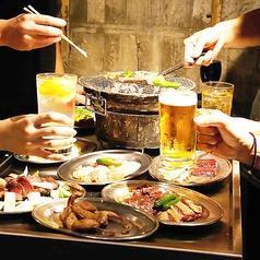 焼ジビエ 罠 中目黒店のおすすめ料理1