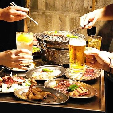 焼ジビエ 罠 一目 船橋店のおすすめ料理1