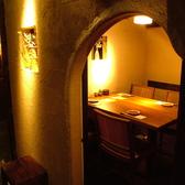 4名様に最適な「テーブル個室」