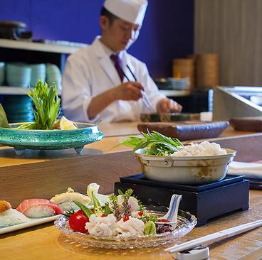 寿司割烹 ともづな ヒルトン福岡シーホークのおすすめ料理1