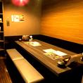 【1F】最大10名様までのテーブル席です!