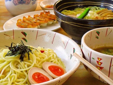 麺とスープの相性が最高!手間ひまかけて作られている、店主こだわりの店。