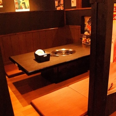 肉匠まるい 青山北店の雰囲気1