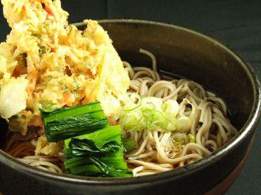 武蔵小金井 そば 白樺のおすすめ料理1