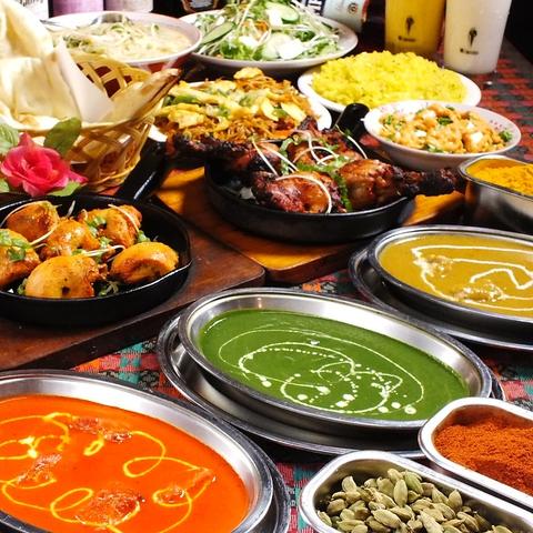 インド・ネパール料理 Bihani武庫之荘店