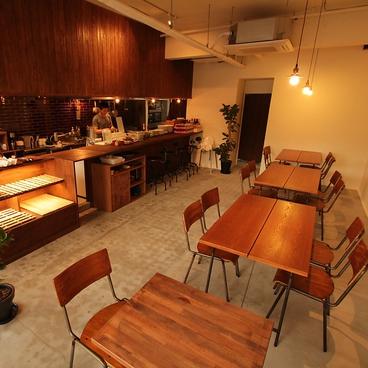 もとまちカフェ&ベーカリー 明野店の雰囲気1