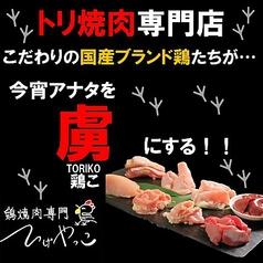 鶏焼肉専門 ひげやっこ 新潟駅前店の写真