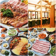 韓国家庭料理 松林の写真