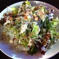 料理メニュー写真フレッシュパルメジャーノのシーザーサラダ