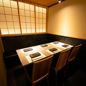 個室居酒屋 蕎麦割烹 山崎 大井町本店の雰囲気1