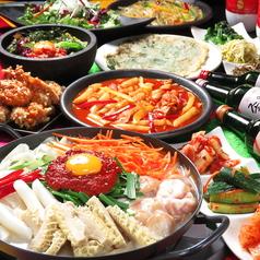 創作うどんと韓国一品料理 權家 クォンガの写真