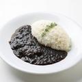 料理メニュー写真ブラックカレー(150g/250g)