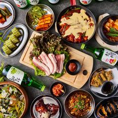 個室韓流酒場 韓国コレクション 韓コレ299 小倉駅前店のコース写真