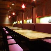 大広間は最大24名様迄ご利用頂けるお席となっております。大人数での会社宴会に、同窓会に、各種飲み会にご利用下さい。