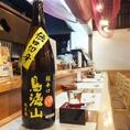 【秋田】鳥海山[600円]軽快ながらも力のある旨味に抜群のキレ味の超辛口酒。