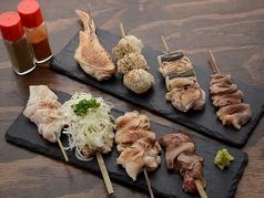 炭焼 つなぎ鶏のおすすめ料理1