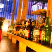 世界のクラフトビール全20種を取り揃え!ヨーロッパ・アジア・アメリカ大陸と各大陸のフラッグシップビールを楽しめちゃえます♪