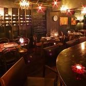 ゆっくりと美味しいお酒を愉しみたい時はカウンターがオススメ★店主こだわりのワインやサングリア、本格タパスでスペインにトリップ♪
